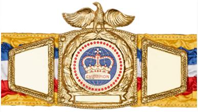 British title belt